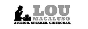 Lou Macaluso Author